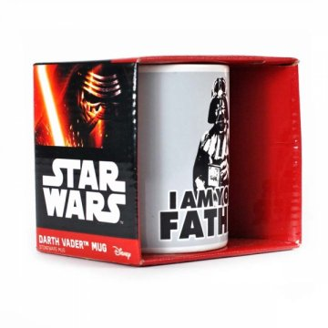 Caneca Star Wars I am Your Father