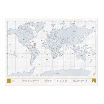 Mapa edição Transparente