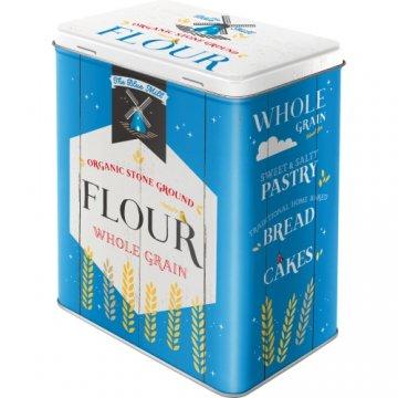 Caixa Metálica L Flour
