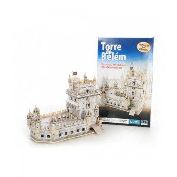 Puzzle 3D Torre de Belem