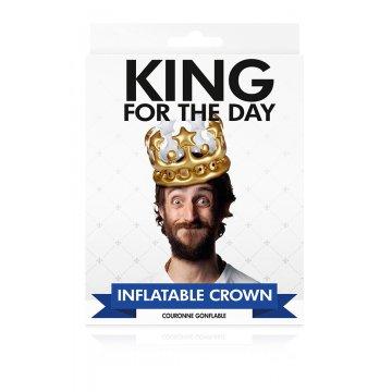 Coroa insuflável King