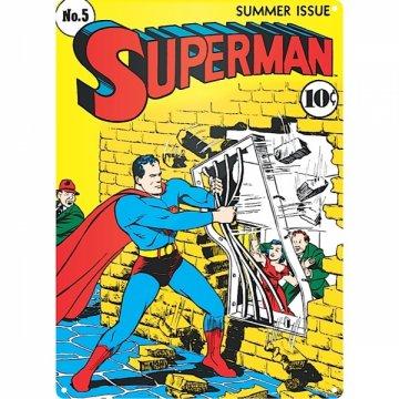 Placa Superman